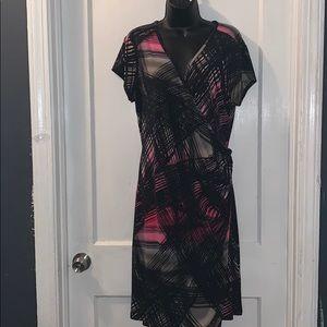 Worthington Wrap Dress